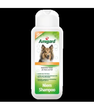 Niem Hundeshampoo aus rein natürlichen Zutaten von Amigard