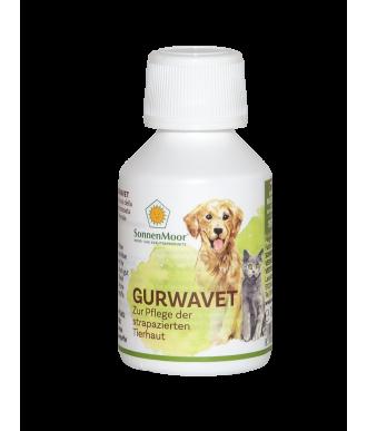 Sonnenmoor Gurwavet Kräuterextrakt natürliches Hautpflegemittel für Hunde